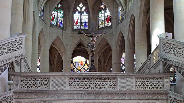 Saint Étienne du Mont