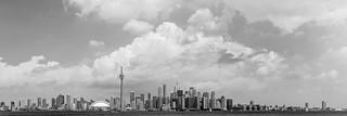 Toronto Skyline May 30th 2015
