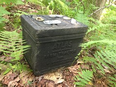Old Tractor Battery