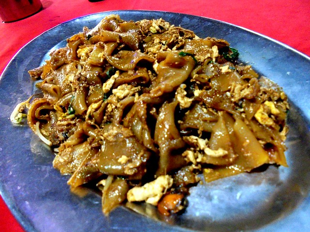 Fried kwayteow 1