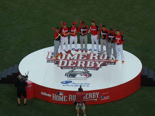 2015 MLB Home Run Derby
