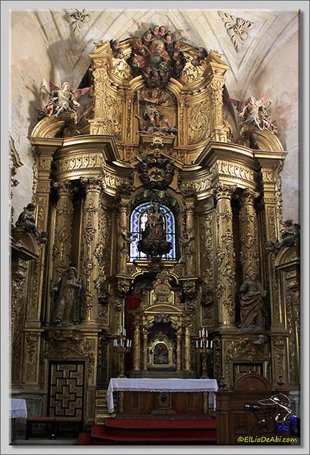 3 Iglesia de Santa María en Briviesca