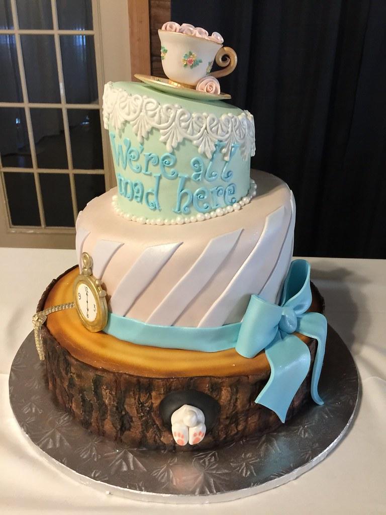 Wedding Shower Cakes Dallas Tx Annies Culinary Creations
