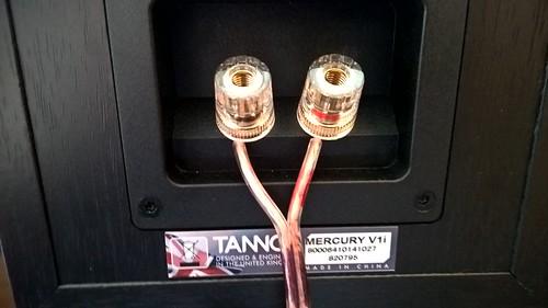 Tannoy Mercury V1i loudspeakers / luidsprekers / Lautsprechers / enceintes