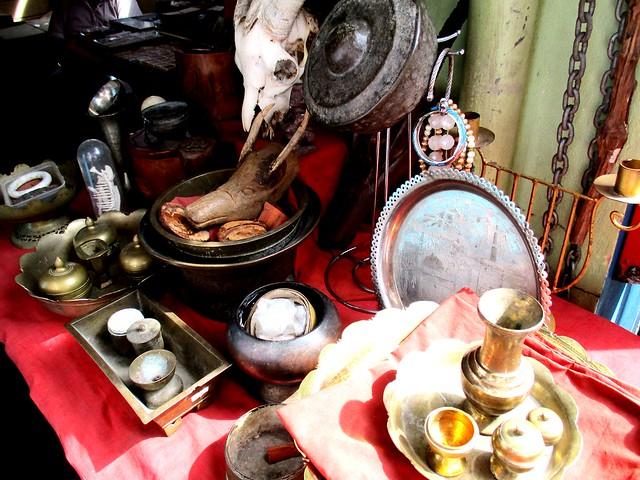 Inida Street stall