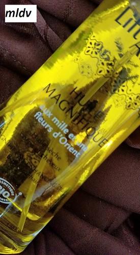 huile magnifique lift'argan