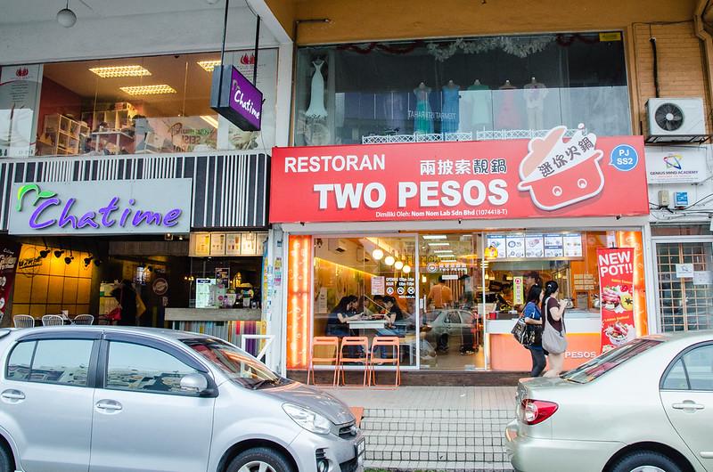 Two Pesos Malaysia SS2