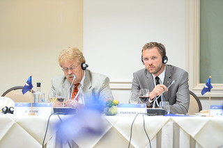 EPP Summit, Brussels, July 2015