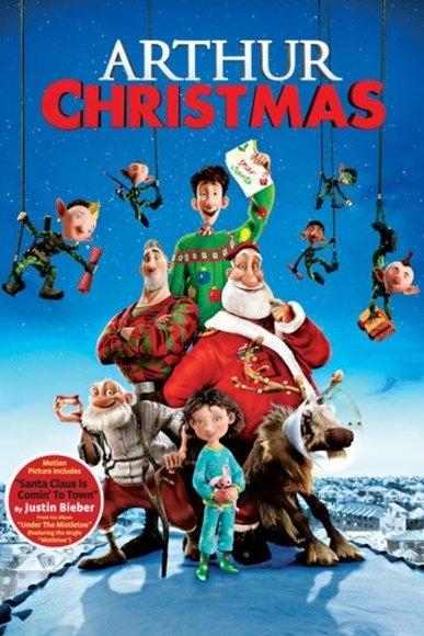 Giáng Sinh Phiêu Lưu Ký - Arthur Christmas (2011)