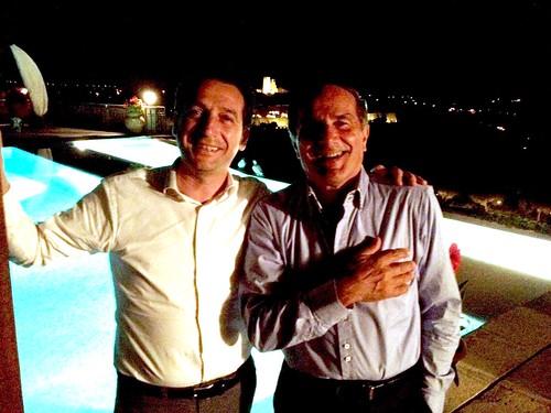 Roberto Calculli e Marco Landi