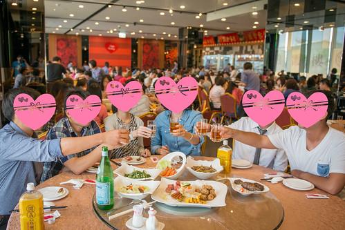 阿霞飯店原來台南夢時代也有!錦霞樓停車方便用餐環境超優~ (13)