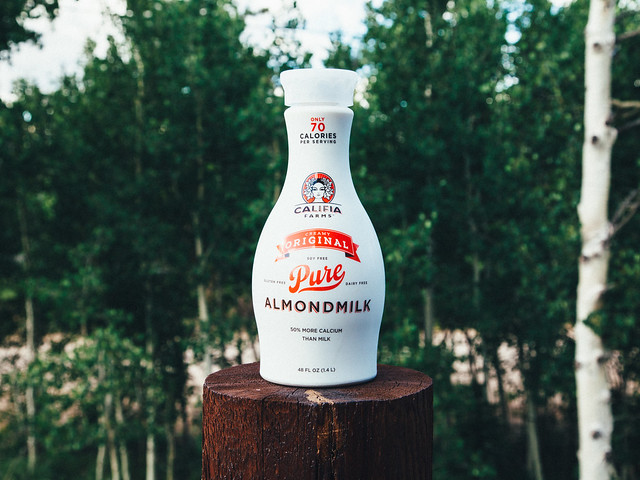 Califia Farms in the wild