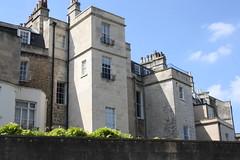 Bath: Royal Crescent Rear View