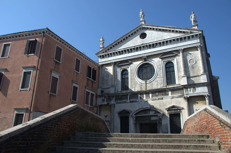 San Sebastiano, Dorsoduro