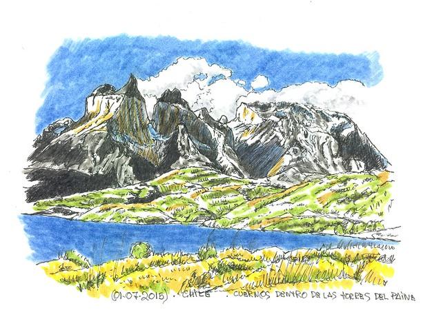 Parque Nacional de las Torres de Paine (Chile)