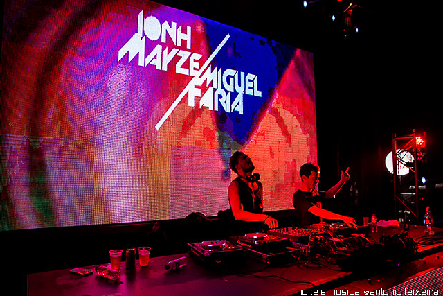 Jonh Mayze & Miguel Faria - Top FM Beach Party '15