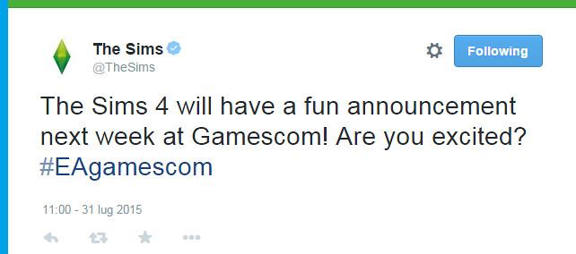 The Sims 3 ha introdotto una nuova dimensione sociale, che può vedersi.