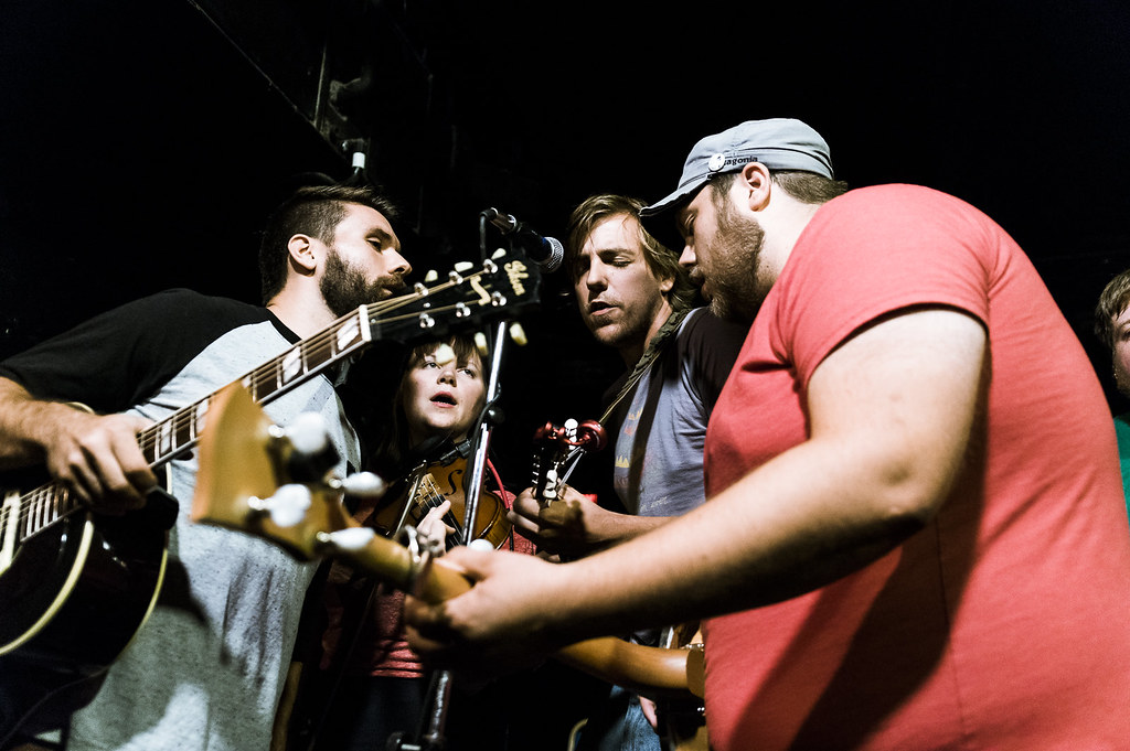 Bud Heavy and The Highlifes at The Zoo Bar | 8-6-15