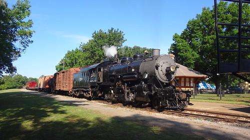railroad texas state palestine tourist rusk tsrr