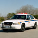 OPP Cruiser with all-white markings, 2000s by ontarioprovincialpolice
