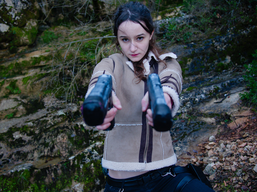 related image - Shooting Lara Croft - Sources de l'Huveaune -2016-12-29- P1630331