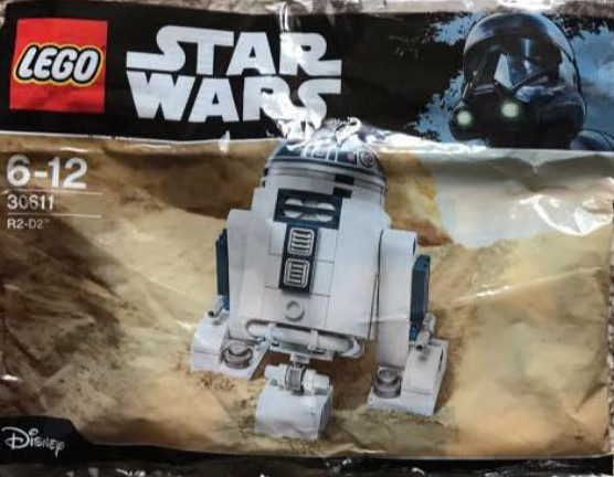 30611 R2-D2, in the 2017 Pictures and Rumors topic, on Eurobricks