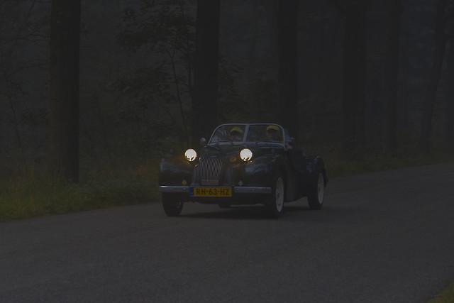 Burton Cabriolet 1987* in the morning dawn (8293)
