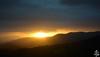 Lever de soleil sur la région de Lakhdaria