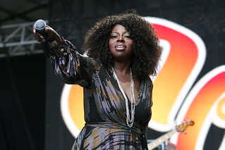 Angie Stone at Soulfest Melbourne 2014