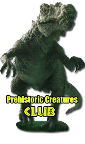 Prehistoric Creatures Club