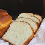 Buttermilk Panbrioche with Egg Whites