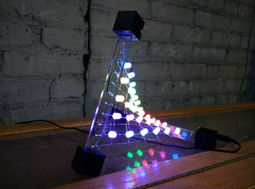 LED saddle lamp