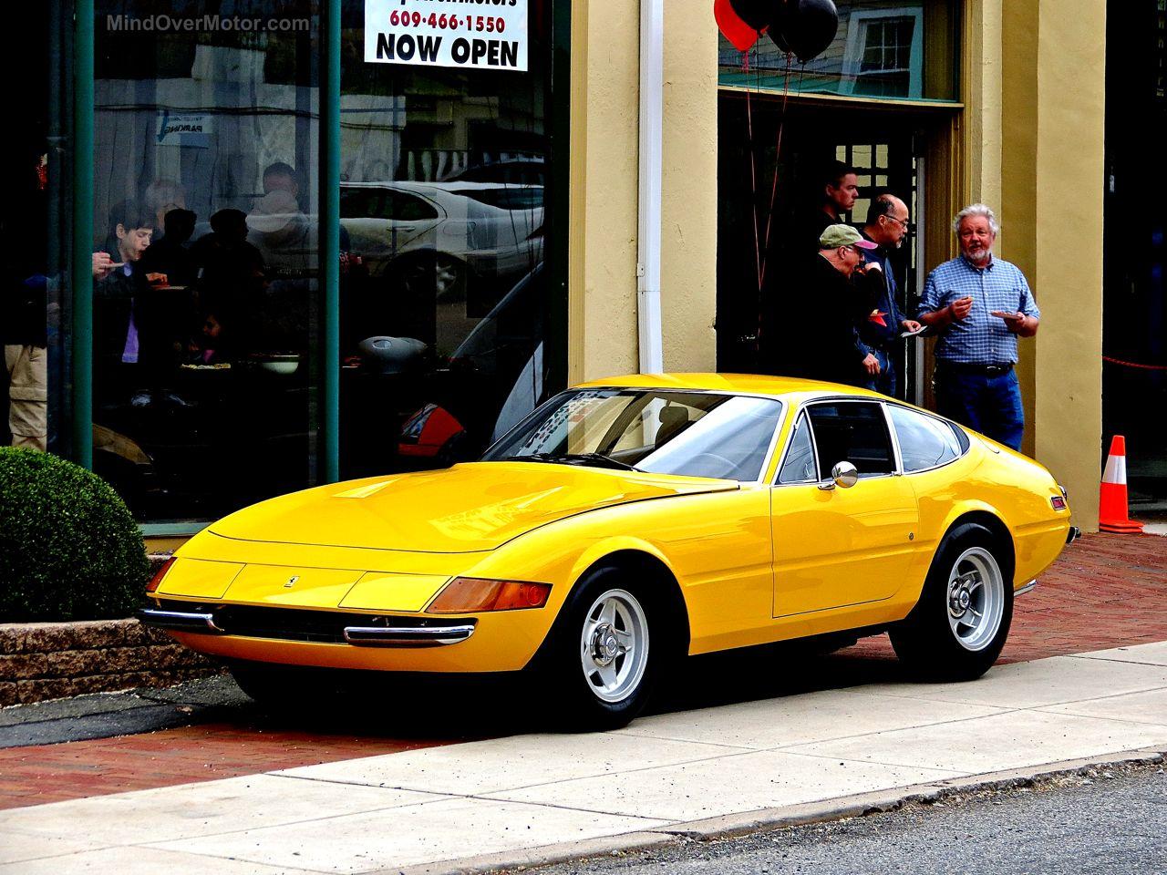 Ferrari 365 Daytona Hopewell