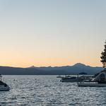 Sunset + Lassen