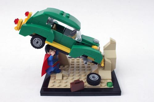 LEGO DC Comics Super Heroes SDCC 2015 Action Comics #1 Superman
