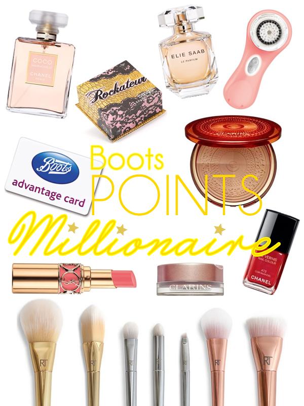 Boots-Points-Millionaire