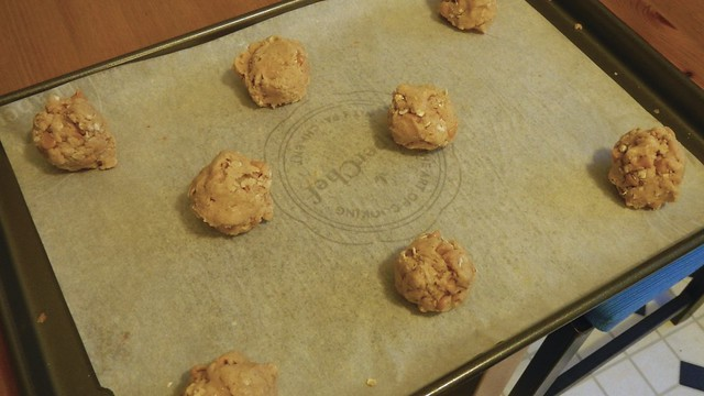 Peanut Butter Oatmeal Cookies 11