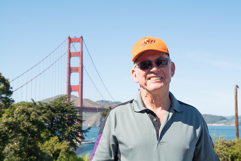 Uncle John, SF Tour Guide