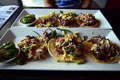Tacos at Far Bar