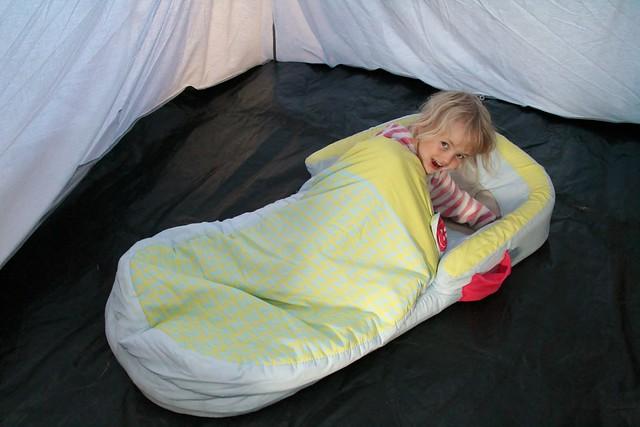 happy camper ready bed