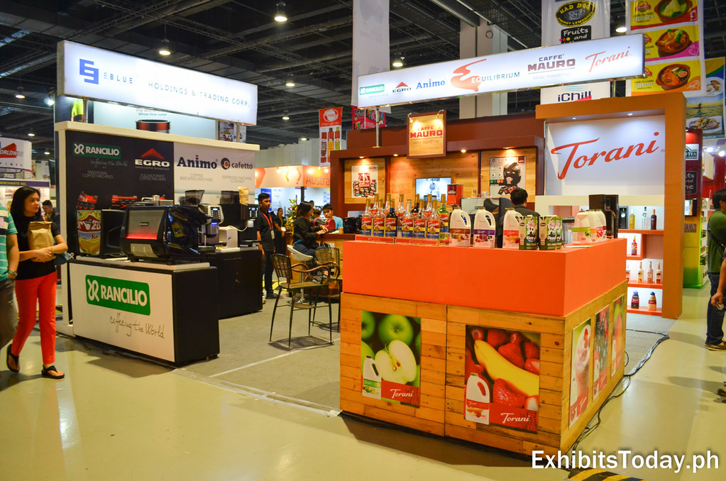EQuilibrium Intertrade Exhibitn Booth