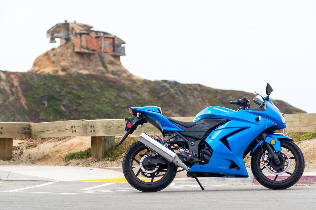 Sold 2008 Kawasaki Ninja 250r Cheap Vaguely Famous