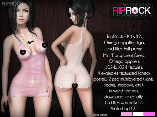 RipRock - Kit psd files V82  POSTER