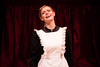 Sophie Evans in A Little of What You Fancy at Salisbury Playhouse. Credit Paul Blakemore