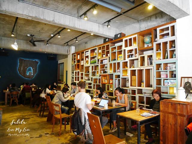 台北小巨蛋站不限時咖啡館餐廳小破爛咖啡CAFE JUNKIES (1)