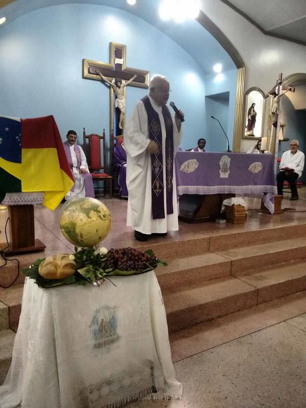 Posse do Novo Vigário Forâneo João Paulo
