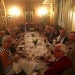 Avslutningsmiddag Paul Bocuse Restaurant, Lyon