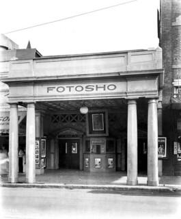 Fotosho Theater on East Flagler Street - Miami