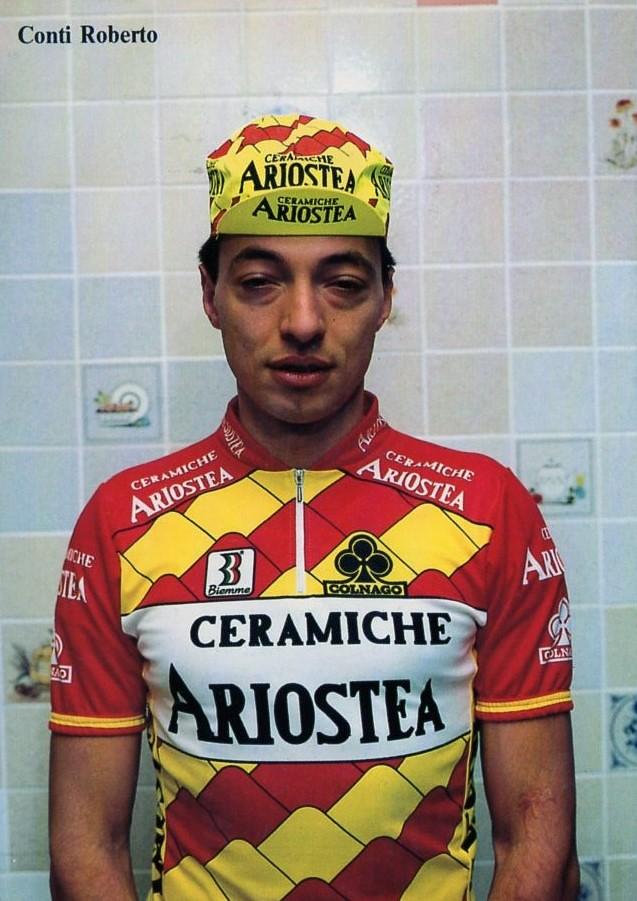 Roberto Conti - Ceramiche Ariostea 1991