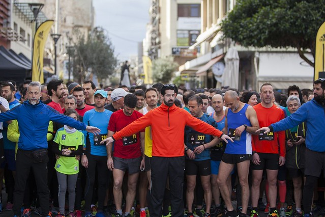 1st Heraklion Cosmos Sport Run 2017